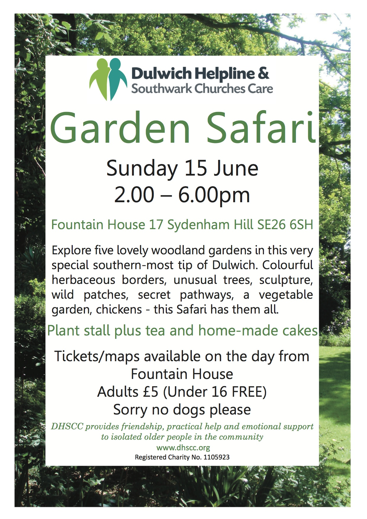 Garden safari around dulwich - Practical tips for gardening in june ...