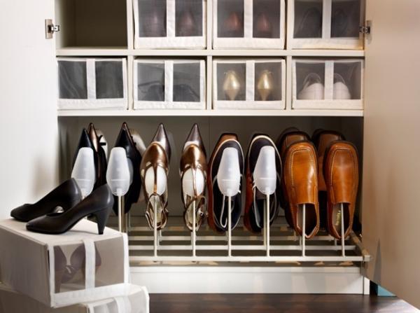 Shoe storage around dulwich - Boite rangement chaussures ikea ...