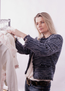 baby clothes founder Helen Walters