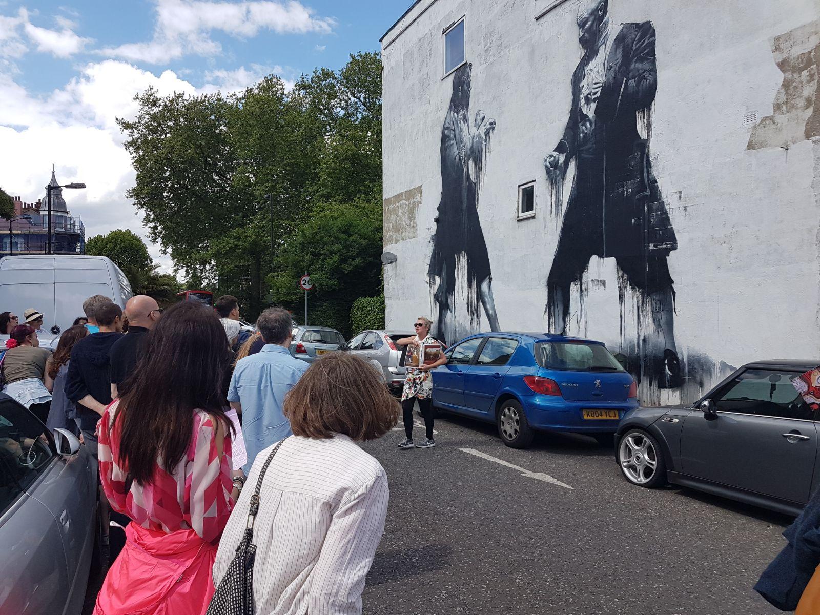 Dulwich Street Art Walk – Friday 9th June