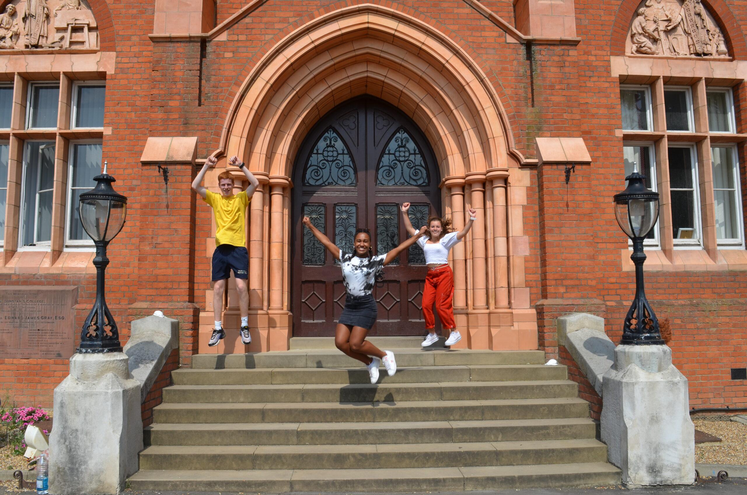 St Dunstan's College celebrates A level results
