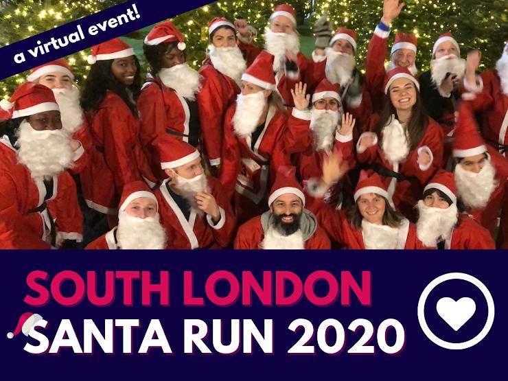 The South London Santa Run 2020
