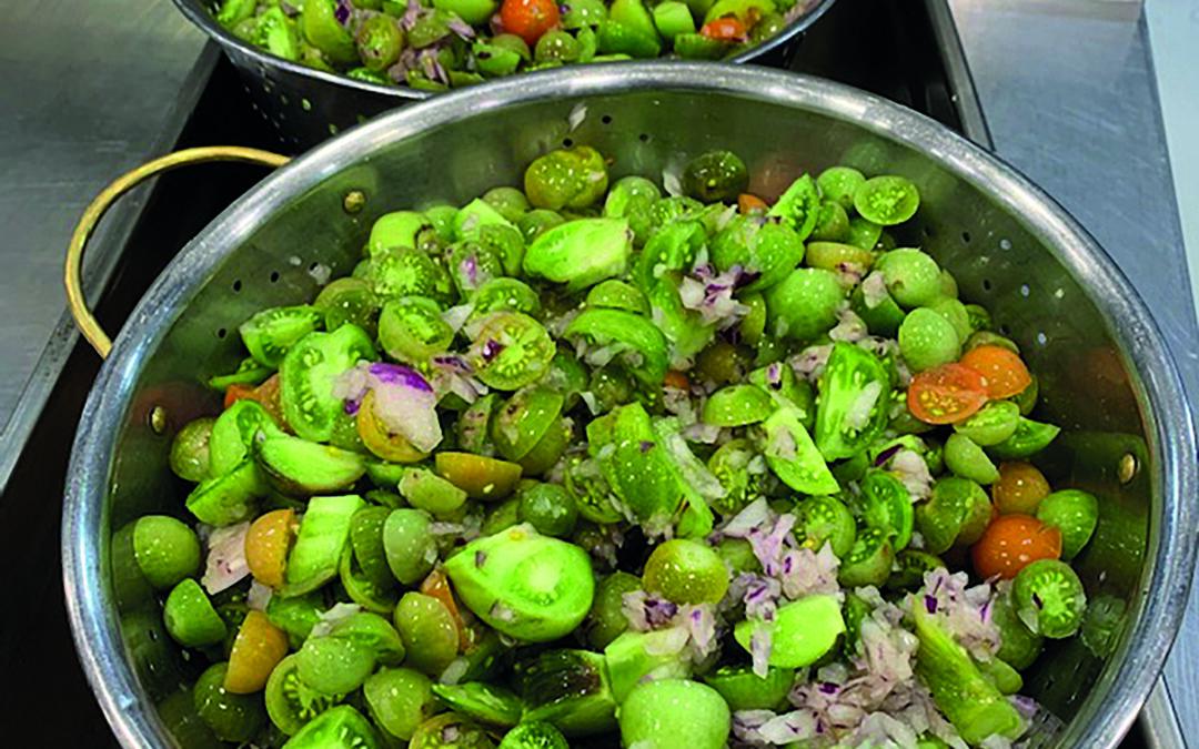 Plot 57 Green Tomato Chutney