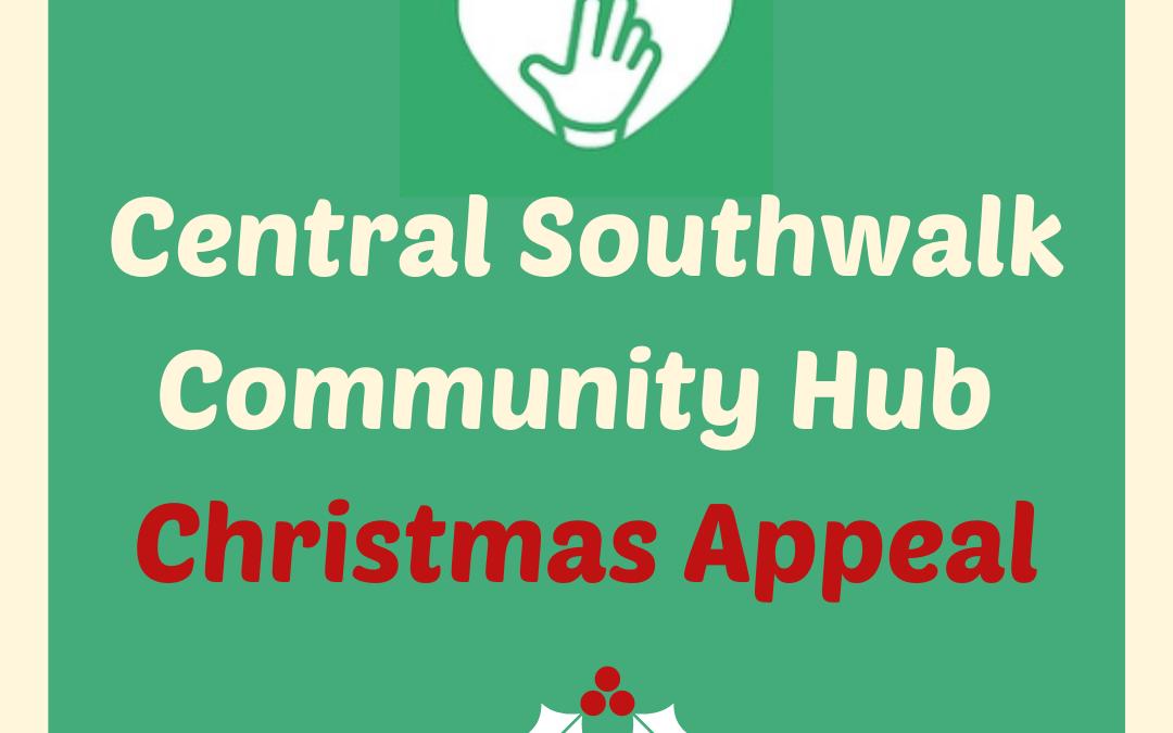 CSCH Christmas Hamper Appeal 2020