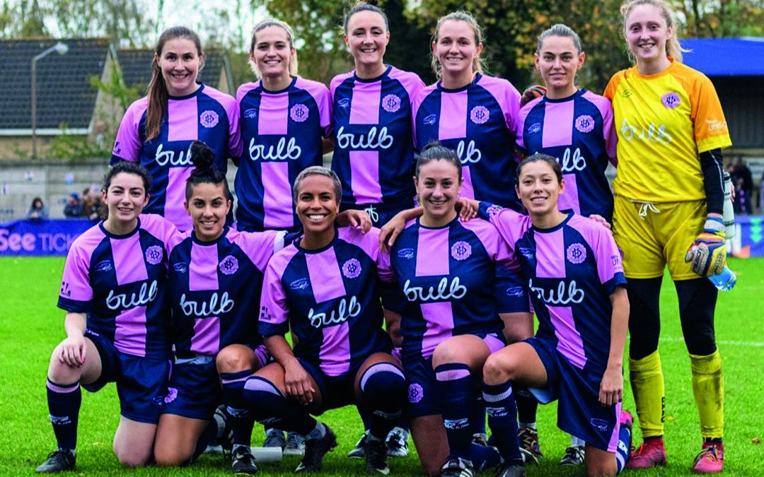 Dulwich Hamlet FC Update