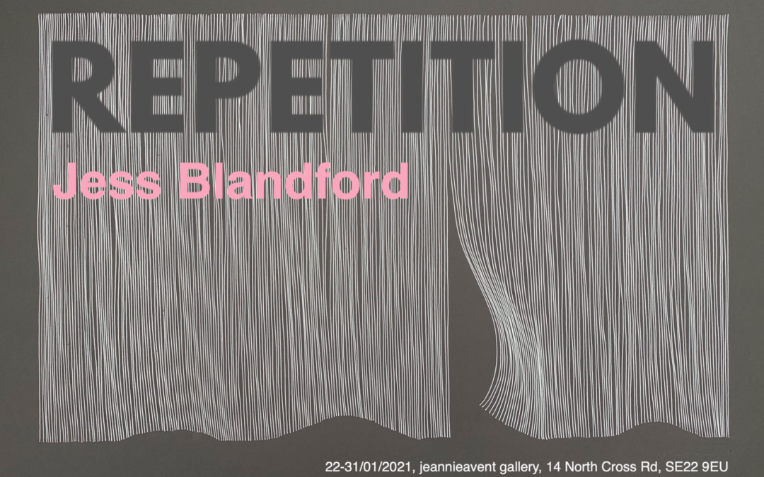 Repetition Exhibition at Jeannie Avent Gallery