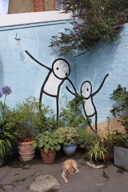 Stop press:Outdoor Gallery Walks this weekend