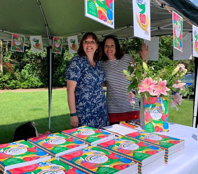 Launch of Rosendale Family Cookbook