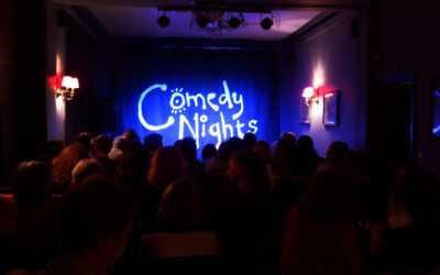 Live Comedy is Back with the Return of Laugh Train Home to SE23
