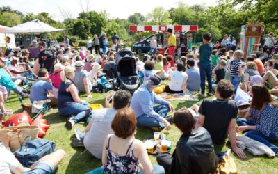 Dulwich Park Fair is returning on Sunday 5th September 2021 12-5pm!