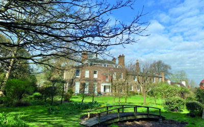 Join two local charities for a Sunset Soirée in Bell House Gardens