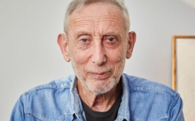 Michael Rosen set to open up about 'facing death creatively' at St Christopher's Hospice this November
